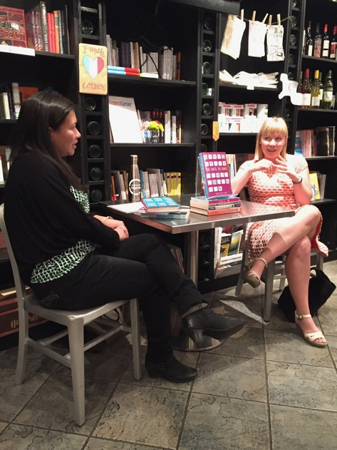 Gloria Chao in conversation with Stephanie Strohm